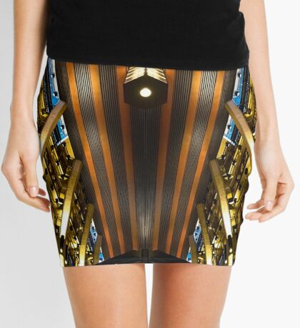 Great Library of Palanthas 2 Mini Skirt
