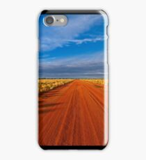 'Going West' iPhone Case/Skin