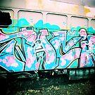 Train Wreck  by DeeCl