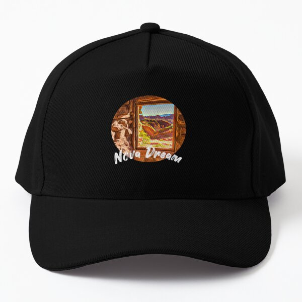 A Window to the World - Valley of Fire Baseball Cap