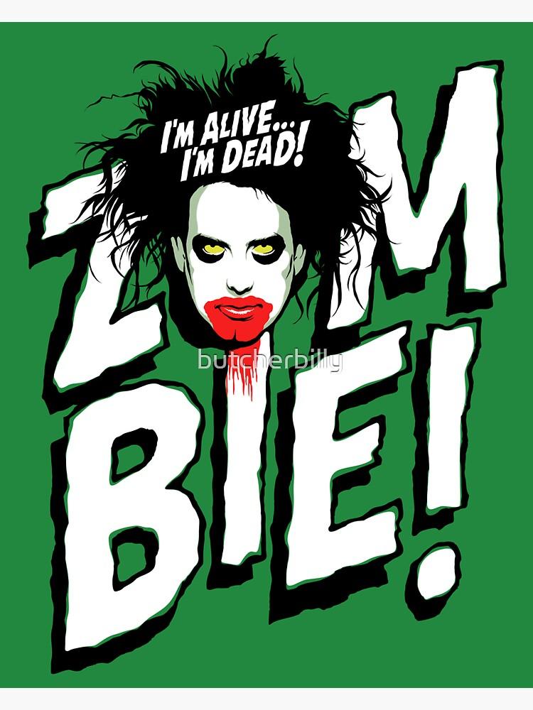 Zombie! by butcherbilly