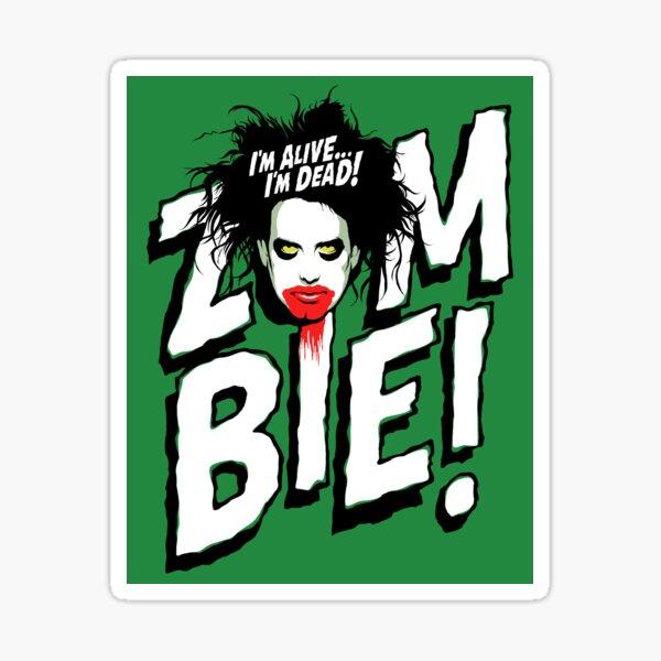 Zombie! Sticker