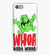 Graphic Dave! iPhone Case/Skin