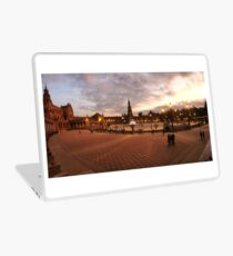 Plaza de España, Sevilla, España//Seville, Spain Laptop Skin