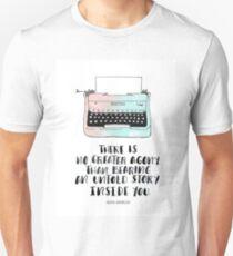 WRITE Unisex T-Shirt