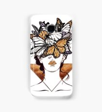 Butterfly Whisperer  Samsung Galaxy Case/Skin