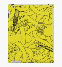 Abstract - The Simpsons iPad Case/Skin