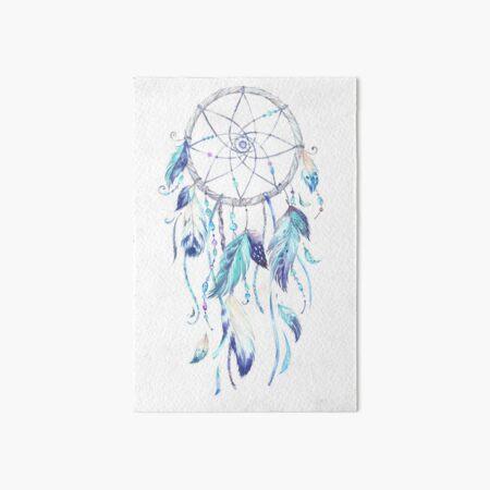 Dreamcatcher Art Board Print