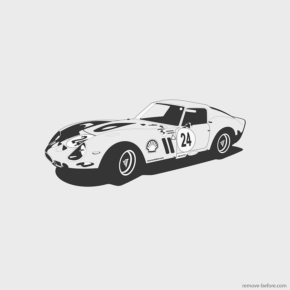 Ferrari GTO by remove-before