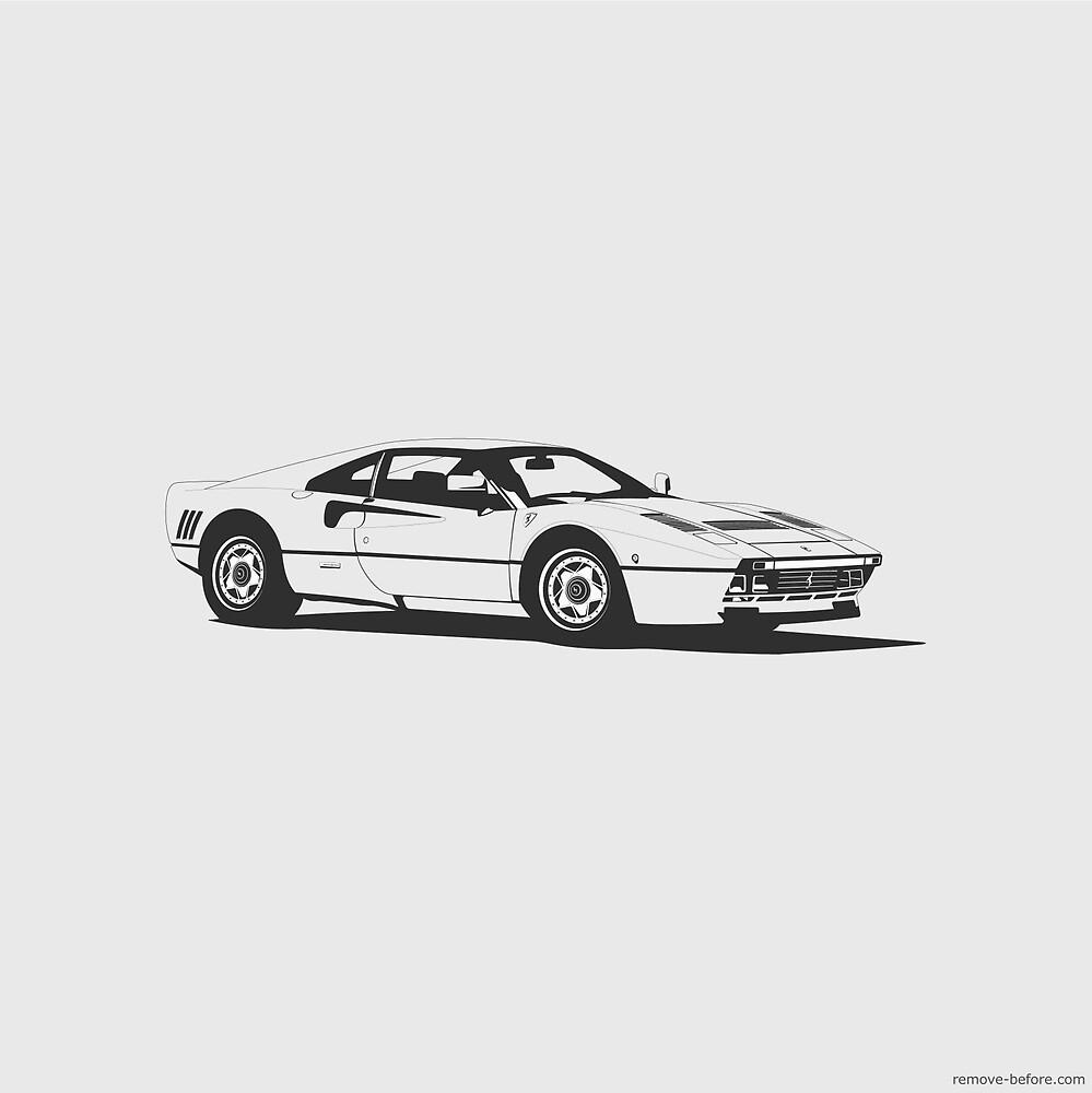 Ferrari 288 GTO by remove-before