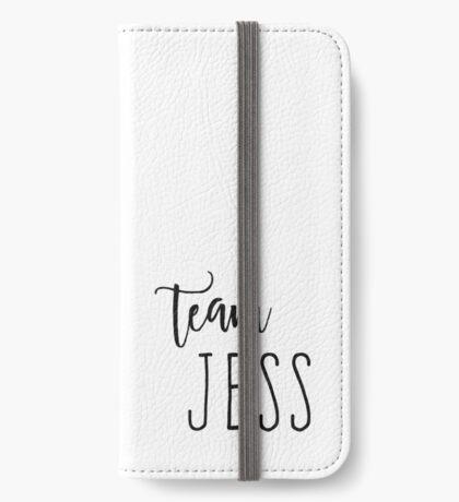 Team Jess iPhone Wallet