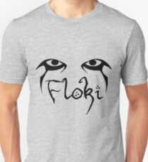 vikings floki art Unisex T-Shirt