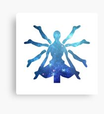 Zenyatta Logo - Galaxy Metal Print