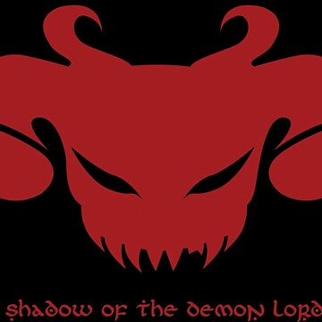 Shadow of the Demon Lord - Red Head by SchwalbEnt