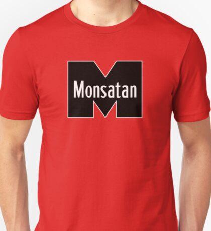 Monsatan (White) T-Shirt