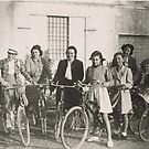 LA BICICLETTA -  Un bellissimo gruppo di famiglia in campagna....ITALY--2500 VISUALIZZAZ agosto 2013 - VETRINA RB EXPLORE 7 MARZO 2012 - by Guendalyn