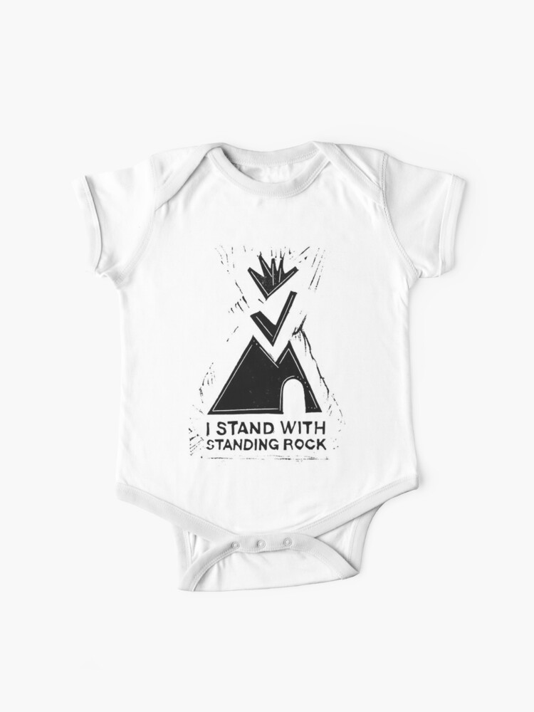 Stand with Standing Rock NO DAPL Short Sleeve T-Shirt