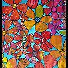 Funky Flowers 3 by ShellsintheBush