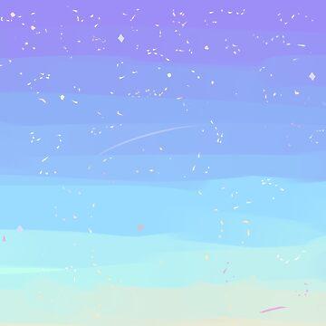 Pastel Sky #1 by starredforlife