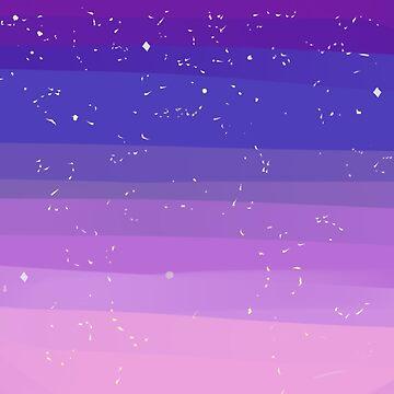 Pastel Sky #2 by starredforlife