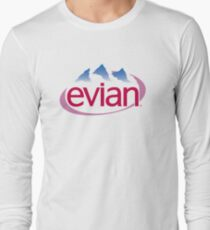 Evian Aesthetic Long Sleeve T-Shirt