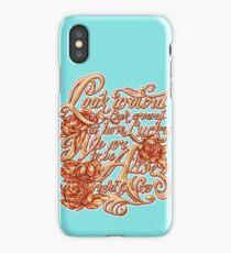 Look Around iPhone Case