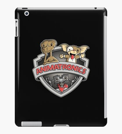 Animatronics iPad Case/Skin