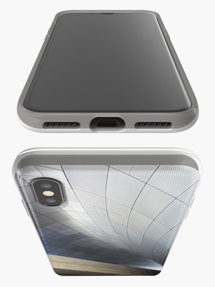 Alternative Ansicht von Architectural Vortex iPhone-Hülle & Cover