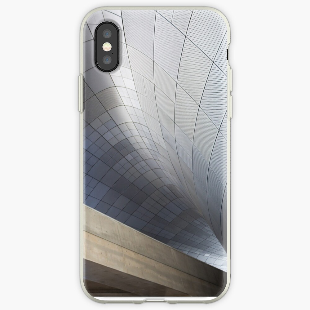 Architectural Vortex iPhone-Hülle & Cover