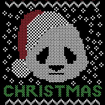 Panda Christmas Bear by newcris