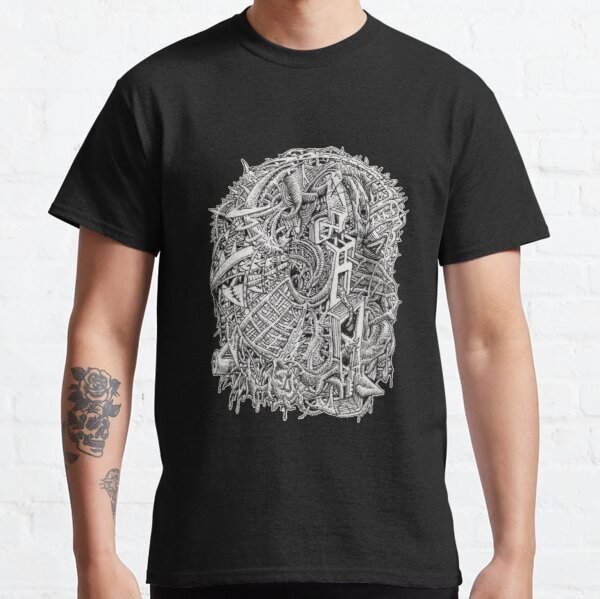 Weirdhead, or, weird head. Classic T-Shirt
