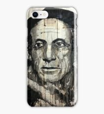old book drawing famous people picasso bablo iPhone Case/Skin