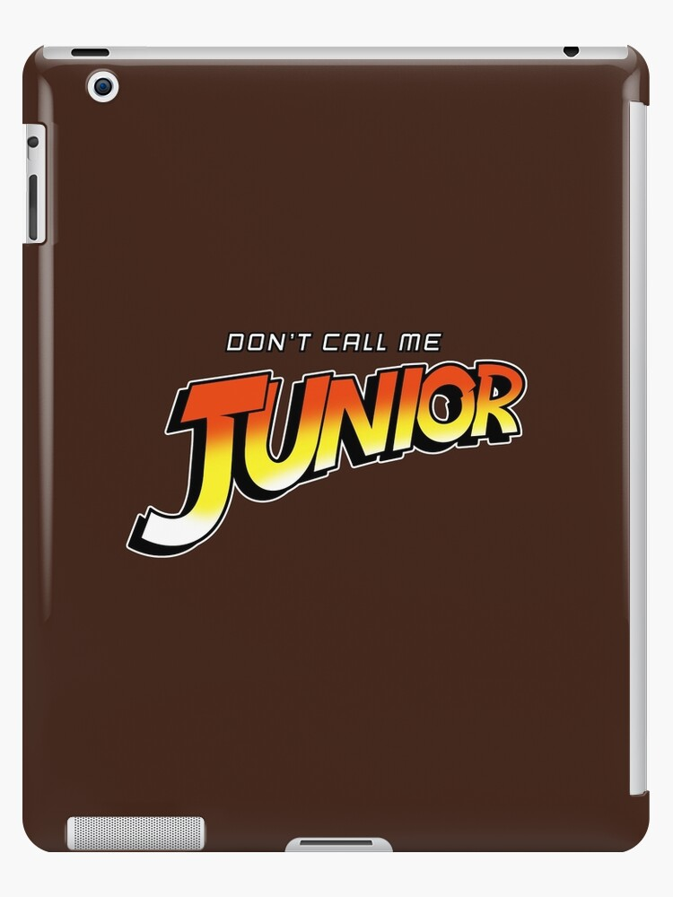 Don't Call Me Junior by Adho1982