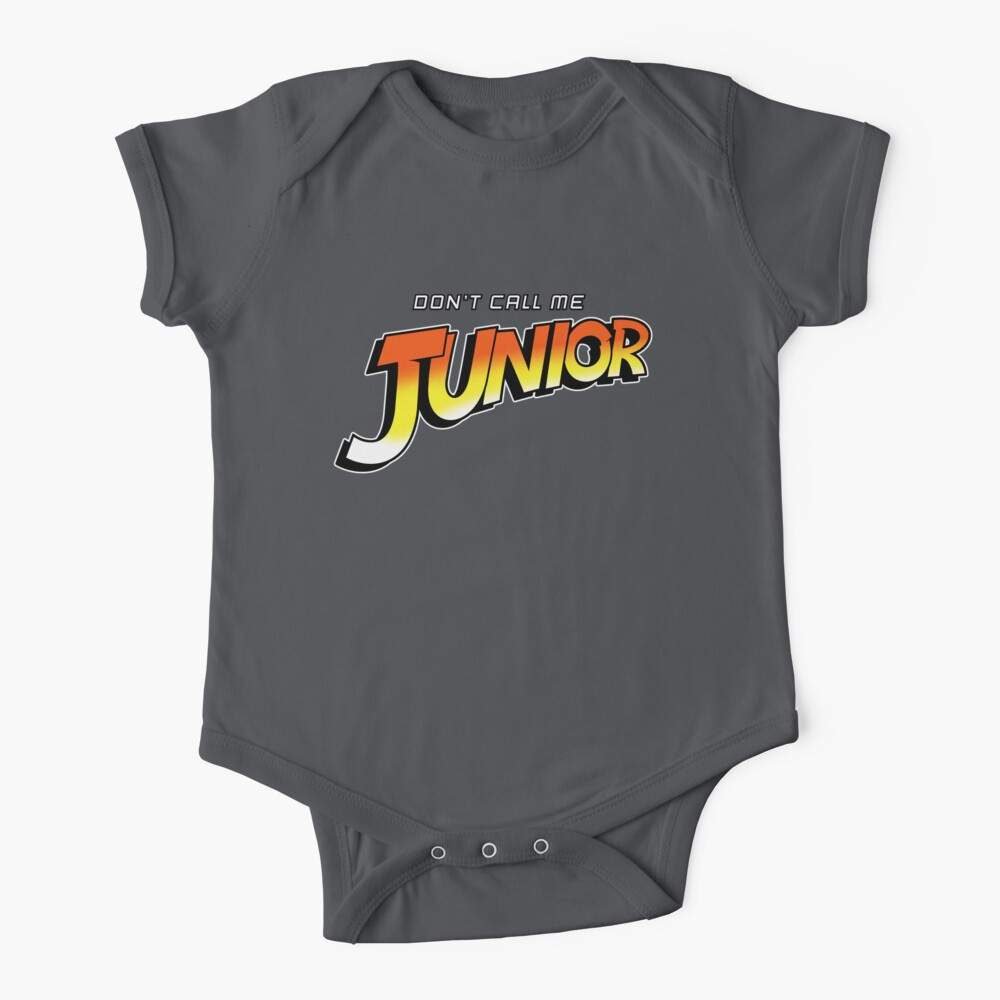 Don't Call Me Junior Baby One-Piece