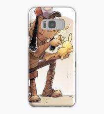 Pikachu pet Samsung Galaxy Case/Skin