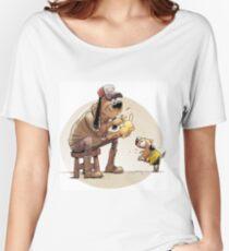 Pikachu pet Women's Relaxed Fit T-Shirt