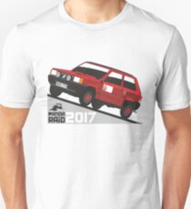 Fiat Panda personalized for June Unisex T-Shirt