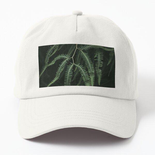 A jungle plant close up | Brazil Dad Hat