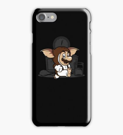 It's-a me, Gizmo! iPhone Case/Skin