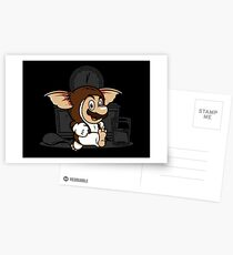 It's-a me, Gizmo! Postcards