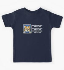 What Does Fox McCloud Say? Kids Clothes