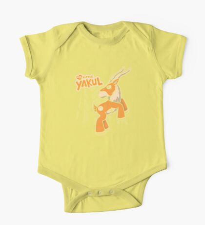My Little Yakul Kids Clothes
