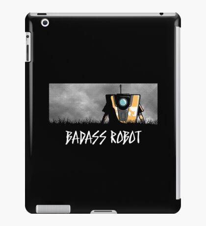 Badass Robot iPad Case/Skin