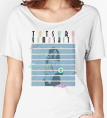 Tatsuro White Women's Relaxed Fit T-Shirt