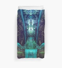 Waters Fall Duvet Cover