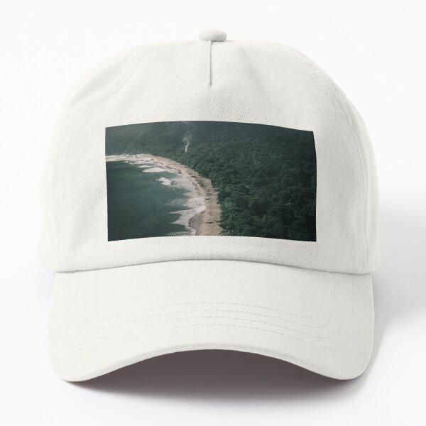 Smokey beach viewpoint | Brazil Dad Hat