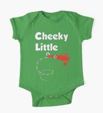 Cheeky Little Fokker One Piece - Short Sleeve