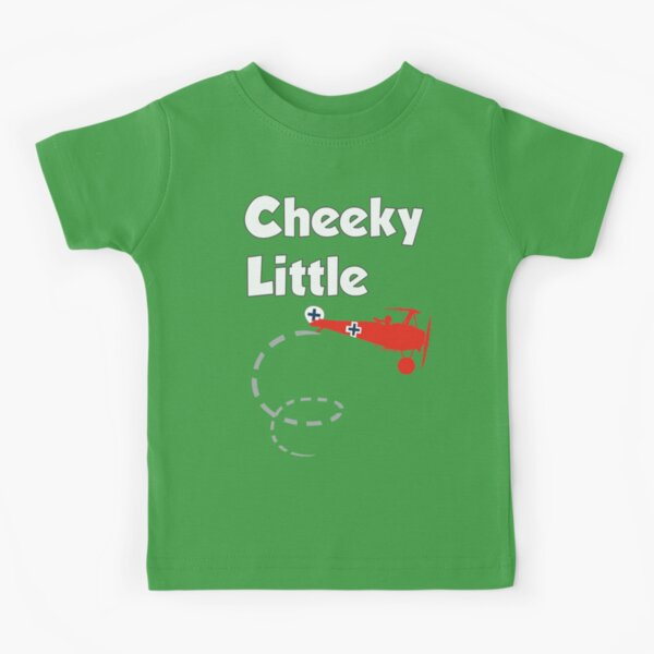 Cheeky Little Fokker Kids T-Shirt