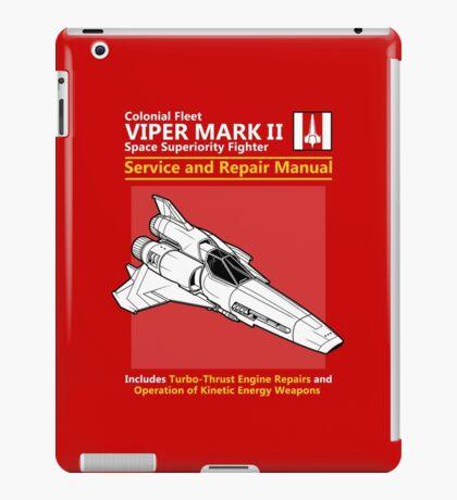 Viper Mark II Service and Repair Manual iPad Case/Skin