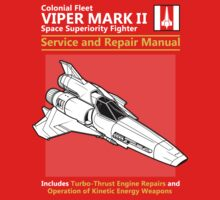 Viper Mark II Service and Repair Manual | Unisex T-Shirt